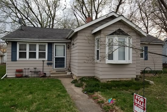 3 bed 1 bath Single Family at 1013 Canal St Ottawa, IL, 61350 is for sale at 70k - google static map