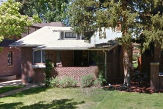 2 bed 1 bath Single Family at 623 S WILLIAMS ST DENVER, CO, 80209 is for sale at 875k - google static map