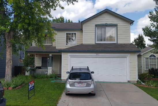 3 bed 3 bath Single Family at 8876 CLOVER MEADOW LN PARKER, CO, 80134 is for sale at 350k - google static map