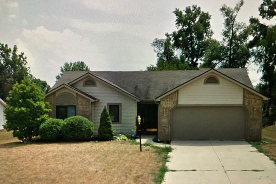 3 bed 2 bath Single Family at 8421 BURNT EMBER PL FORT WAYNE, IN, 46804 is for sale at 155k - google static map