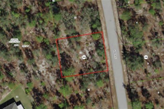 null bed null bath Vacant Land at 36 VINCA ST HOMOSASSA, FL, 34446 is for sale at 9k - google static map