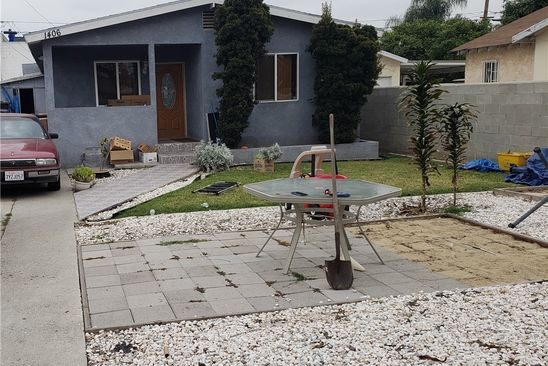 4 bed 3 bath Single Family at 1406 E 71st St Los Angeles, CA, 90001 is for sale at 450k - google static map