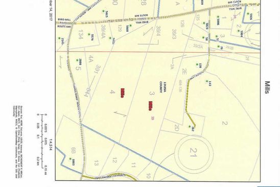 null bed null bath Vacant Land at  A&B Byrd Mill Rd Louisa, VA, 23093 is for sale at 120k - google static map