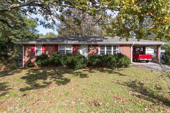 3 bed 2 bath Single Family at 2589 POPLAR ST SNELLVILLE, GA, 30078 is for sale at 159k - google static map