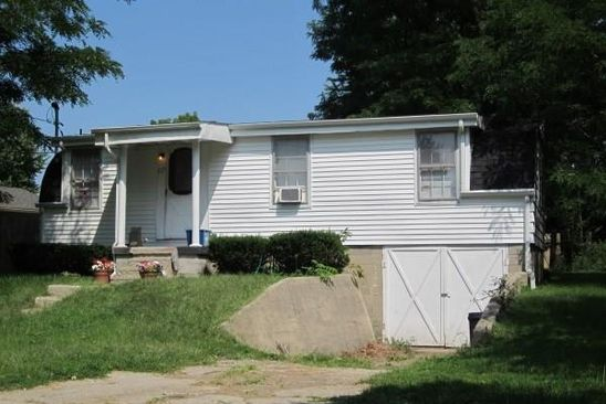 1 bed 1 bath Single Family at 813 E COLUMBUS AVE BELLEFONTAINE, OH, 43311 is for sale at 22k - google static map