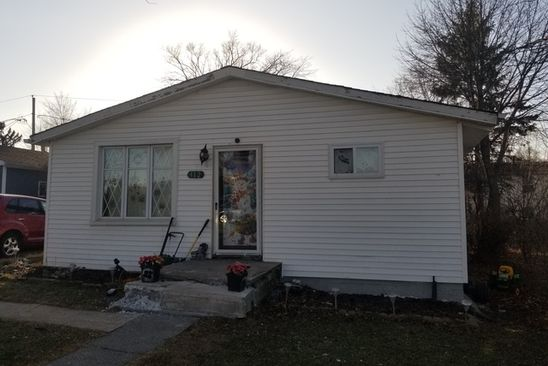 3 bed 1 bath Single Family at 112 WASHINGTON TER WAUKEGAN, IL, 60085 is for sale at 60k - google static map