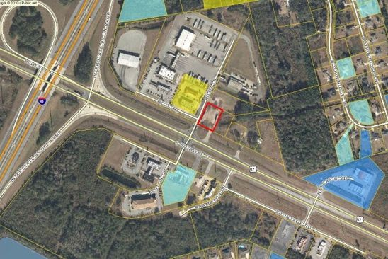 null bed null bath Vacant Land at 2712 US Highway 17 S Brunswick, GA, 31523 is for sale at 995k - google static map