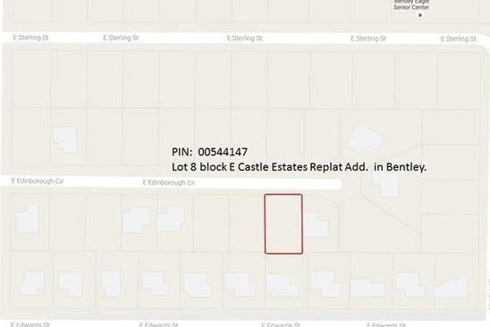 null bed null bath Vacant Land at  Edinborough Cir Bentley, KS, 67106 is for sale at 7k - google static map