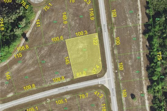 null bed null bath Vacant Land at 14480 Bocaccio Way Placida, FL, 33946 is for sale at 5k - google static map