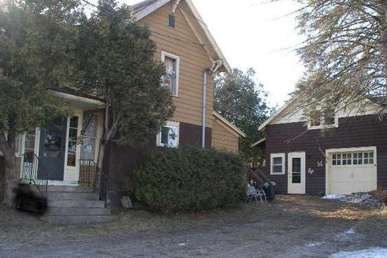 3 bed 1 bath Single Family at 226 PARK ST TUPPER LAKE, NY, 12986 is for sale at 60k - google static map