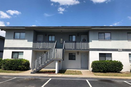 2 bed 2 bath Condo at 202 Tradewinds I Surfside Beach, SC, 29575 is for sale at 70k - google static map