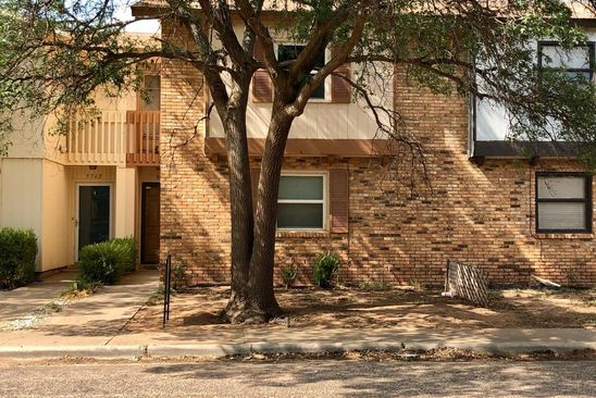 3 bed 2 bath Townhouse at 5760 38TH ST LUBBOCK, TX, 79407 is for sale at 90k - google static map