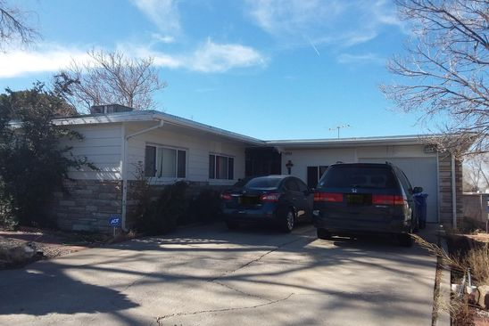 3 bed 2 bath Single Family at 1843 Britt St NE Albuquerque, NM, 87112 is for sale at 130k - google static map