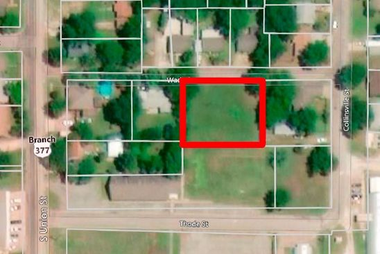 null bed null bath Vacant Land at  Tbd Wade Whitesboro, TX, 76273 is for sale at 38k - google static map