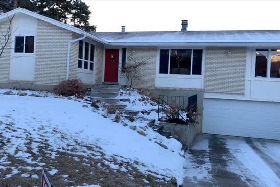 4 bed 3 bath Single Family at 1176 Mountain Ridge Rd Provo, UT, 84604 is for sale at 420k - google static map