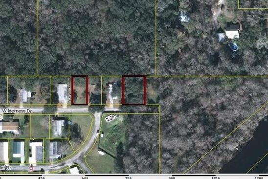 0 bed null bath Vacant Land at  Wilderness Dr Lake Panasoffkee, FL, 33538 is for sale at 18k - google static map