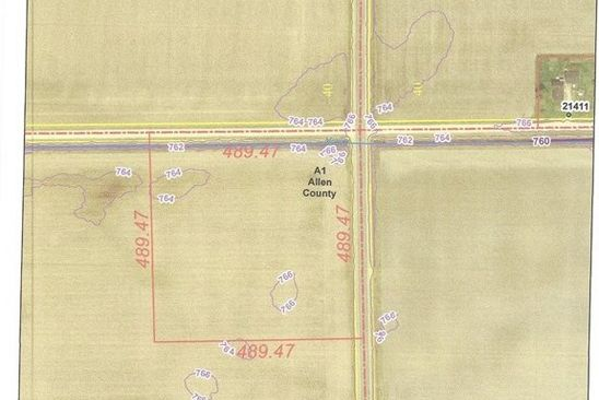 null bed null bath Vacant Land at 4532 Sr Monroeville, IN, 46773 is for sale at 77k - google static map