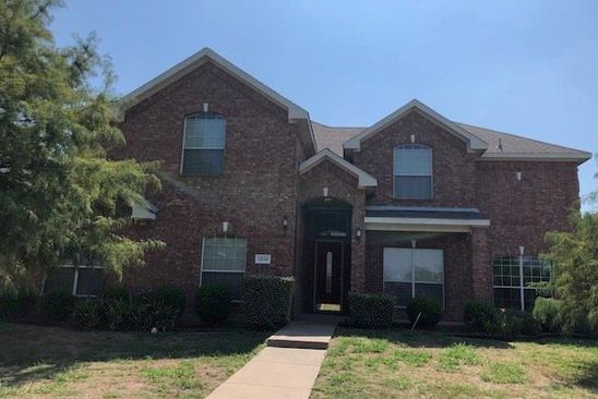5 bed 4 bath Single Family at 1210 Parkview Trl Glenn Heights, TX, 75154 is for sale at 285k - google static map
