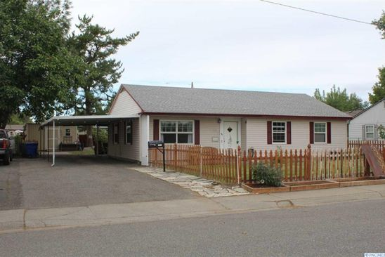 3 bed 2 bath Condo at 1511 Potter Ave Richland, WA, 99354 is for sale at 200k - google static map