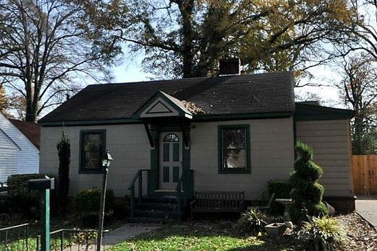 2 bed 1 bath Single Family at 3008 HOLT ST CHARLOTTE, NC, 28205 is for sale at 290k - google static map