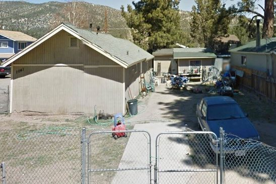 2 bed 1 bath Single Family at 1041 W AEROPLANE BLVD BIG BEAR CITY, CA, 92314 is for sale at 150k - google static map