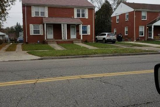 2 bed 1 bath Single Family at 15331 W Chicago St Detroit, MI, 48228 is for sale at 25k - google static map
