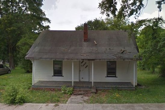 2 bed 1 bath Single Family at 270 WOODRUFF ST WOODRUFF, SC, 29388 is for sale at 32k - google static map