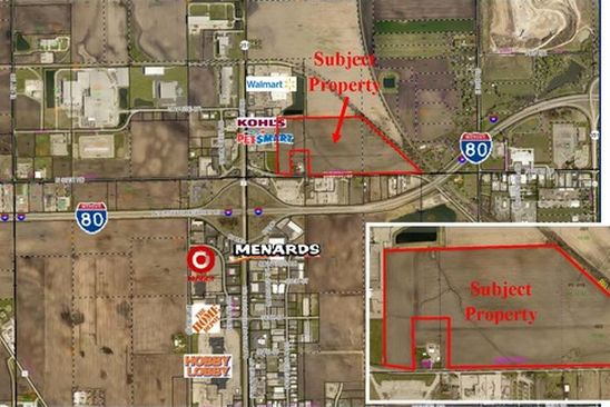 null bed null bath Vacant Land at 0 Lasalle Rd Lasalle, IL, 61301 is for sale at 1.41m - google static map
