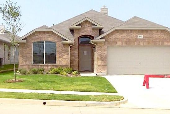 3 bed 2 bath Single Family at 3741 Sapphire St Fort Worth, TX, 76244 is for sale at 214k - google static map