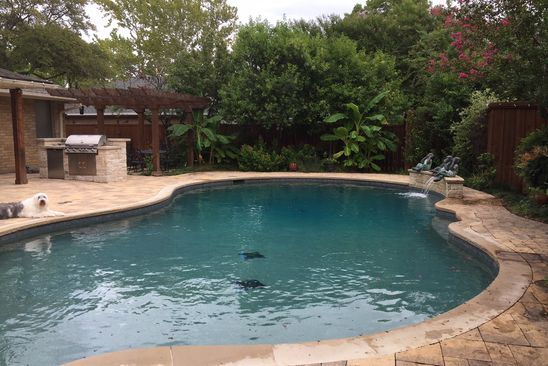 4 bed 4 bath Single Family at 4806 HEATHERBROOK DR DALLAS, TX, 75244 is for sale at 750k - google static map