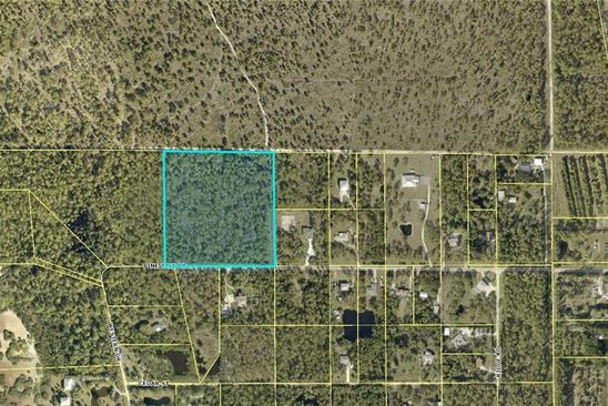 null bed null bath Vacant Land at 4412 PINETREE BLVD SAINT JAMES CITY, FL, 33956 is for sale at 330k - google static map
