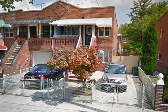 4 bed 3 bath Single Family at 1237 E 98TH ST BROOKLYN, NY, 11236 is for sale at 849k - google static map