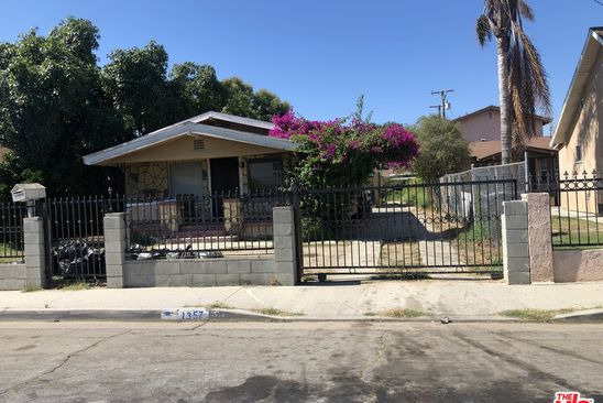 3 bed 2 bath Single Family at 1357 E 83rd St Los Angeles, CA, 90001 is for sale at 550k - google static map