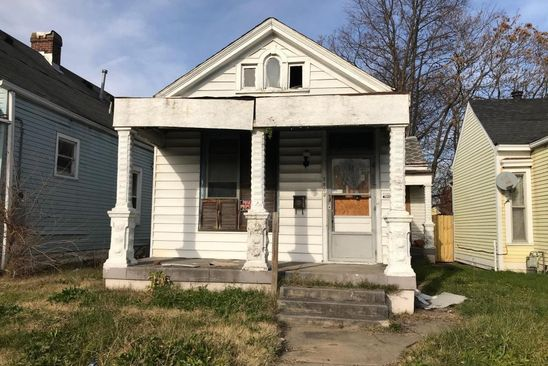 3 bed 1 bath Single Family at 2809 W MARKET ST LOUISVILLE, KY, 40212 is for sale at 10k - google static map
