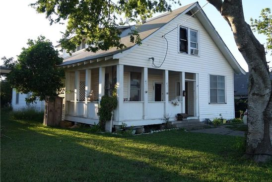 4 bed 3 bath Single Family at 529 MOORE AVE PORTLAND, TX, 78374 is for sale at 99k - google static map