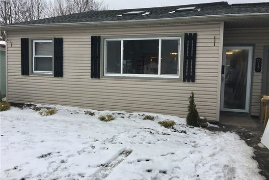 2 bed 1 bath Single Family at 317 ALMAY RD ROCHESTER, NY, 14616 is for sale at 133k - google static map