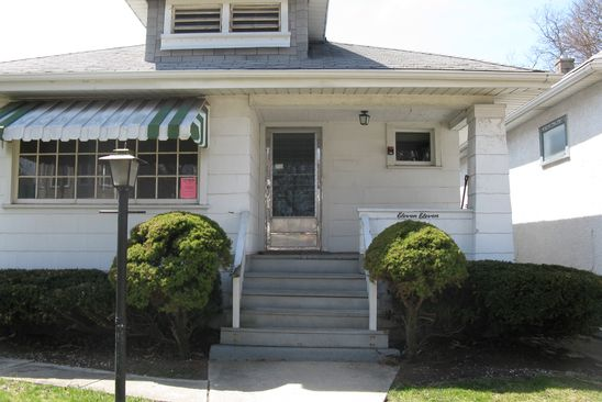 2 bed 1 bath Single Family at 1111 LATHROP AVE FOREST PARK, IL, 60130 is for sale at 215k - google static map