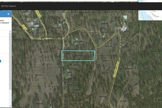 null bed null bath Vacant Land at 00 Fir St Syringa Nine Mile Falls, WA, 99026 is for sale at 70k - google static map