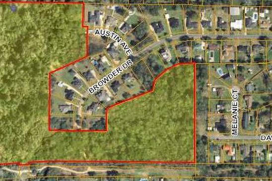 null bed null bath Vacant Land at 0 Browder Dr Theodore, AL, 36582 is for sale at 119k - google static map