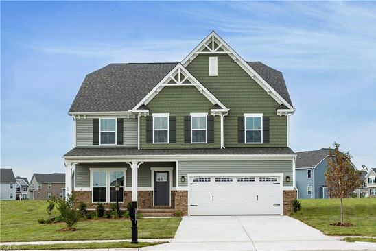 5 bed 3.5 bath Single Family at 2100 Tall Pine Dr Chesapeake, VA, 23323 is for sale at 505k - google static map