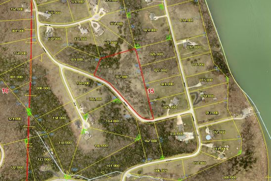 null bed null bath Vacant Land at  Tbd Panorama Drive Lots 167 & Cape Fair, MO, 65624 is for sale at 28k - google static map
