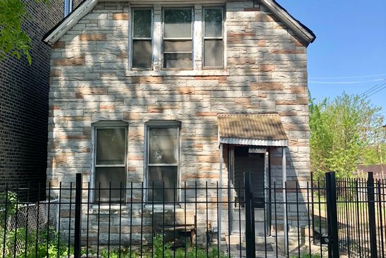 3 bed 1 bath Single Family at 2212 S Trumbull Ave Chicago, IL, 60623 is for sale at 77k - google static map