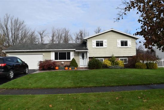 3 bed 2 bath Single Family at 23 TERESA CIR ROCHESTER, NY, 14624 is for sale at 116k - google static map