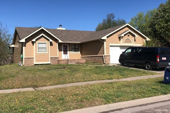 3 bed 2 bath Single Family at 403 N Woodchuck St Wichita, KS, 67212 is for sale at 140k - google static map