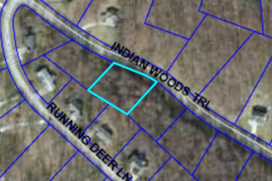 null bed null bath Vacant Land at  Indian Woods Trl Greendale, IN, 47025 is for sale at 22k - google static map