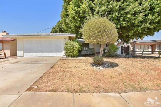3 bed 2 bath Single Family at 43525 WARNER TRL PALM DESERT, CA, 92211 is for sale at 248k - google static map