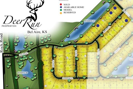 null bed null bath Vacant Land at 5109 N Dublin Bel Aire, KS, 67226 is for sale at 40k - google static map