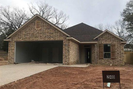 3 bed 2 bath Single Family at 240 Ron Boyett St White Oak, TX, 75693 is for sale at 205k - google static map