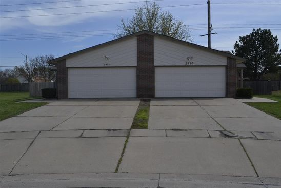 3 bed 2 bath Single Family at 8425 E PARKMONT CT WICHITA, KS, 67207 is for sale at 100k - google static map