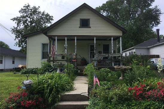 2 bed 1 bath Single Family at 2904 Pershing Blvd Granite City, IL, 62040 is for sale at 30k - google static map